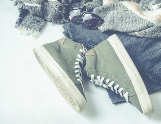 schoenen matchen